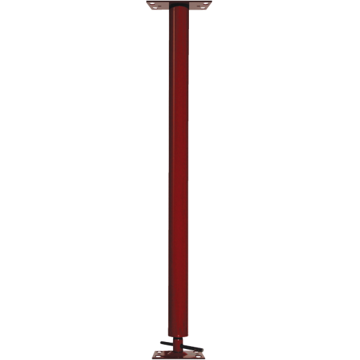 Akron 6 Ft. 6 In. to 6 Ft. 10 In. 13,000 Lb. Capacity Steel Adjustable Mono Post