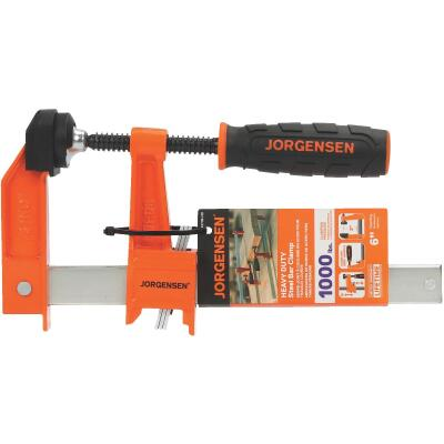 Jorgensen 6 In. Light-Duty Steel Bar Clamp