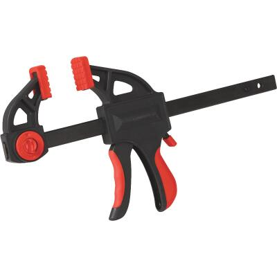 Do it Pistol Grip 6 In. x 2-1/2 In. One-Hand Bar Clamp and Spreader