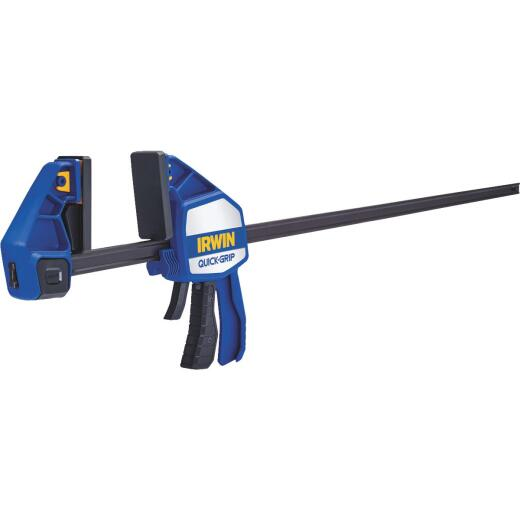 Irwin Quick-Grip XP 36 In. x 3-1/4 In. One-Hand Bar Clamp and Spreader