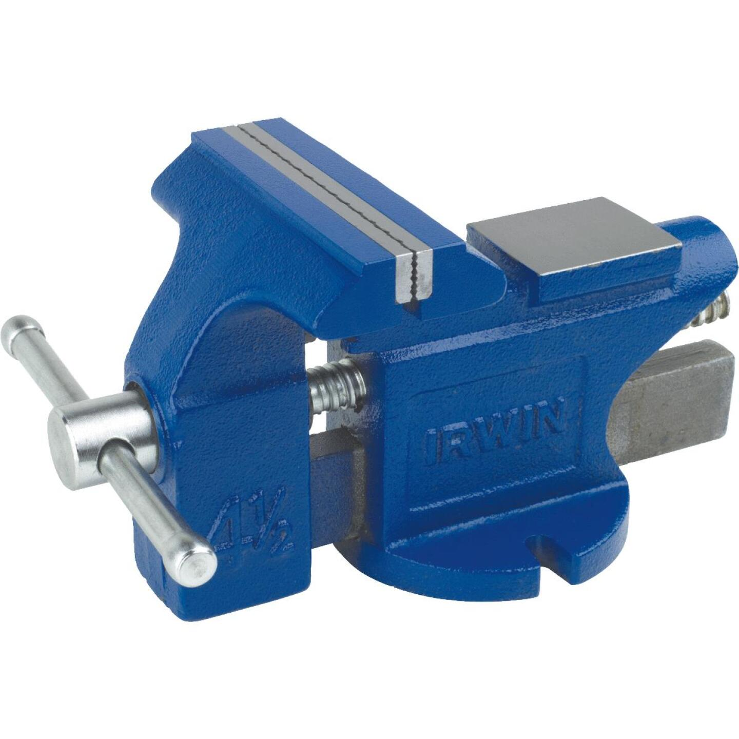 Irwin 4-1/2 In. Bench Vise Image 1