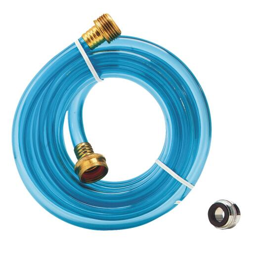 G. T. Water Drain King 10 Ft. Hose and Faucet Adapter