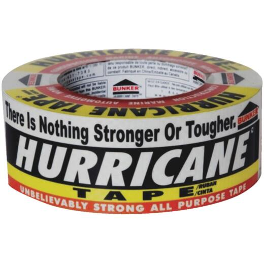 Bunker Hurricane 2 In. x 60 Yd. Heavy-Duty Tape