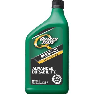 Quaker State Advanced Durability 5W20 Quart Motor Oil
