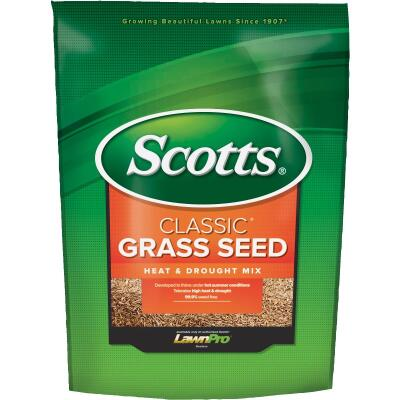 Scotts Classic 7 Lb. 1750 Sq. Ft. Coverage Heat & Drought Grass Seed