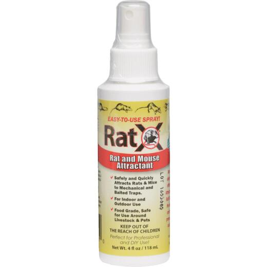 RatX 4 Oz. Pump Spray Mouse & Rat Trap Attractant