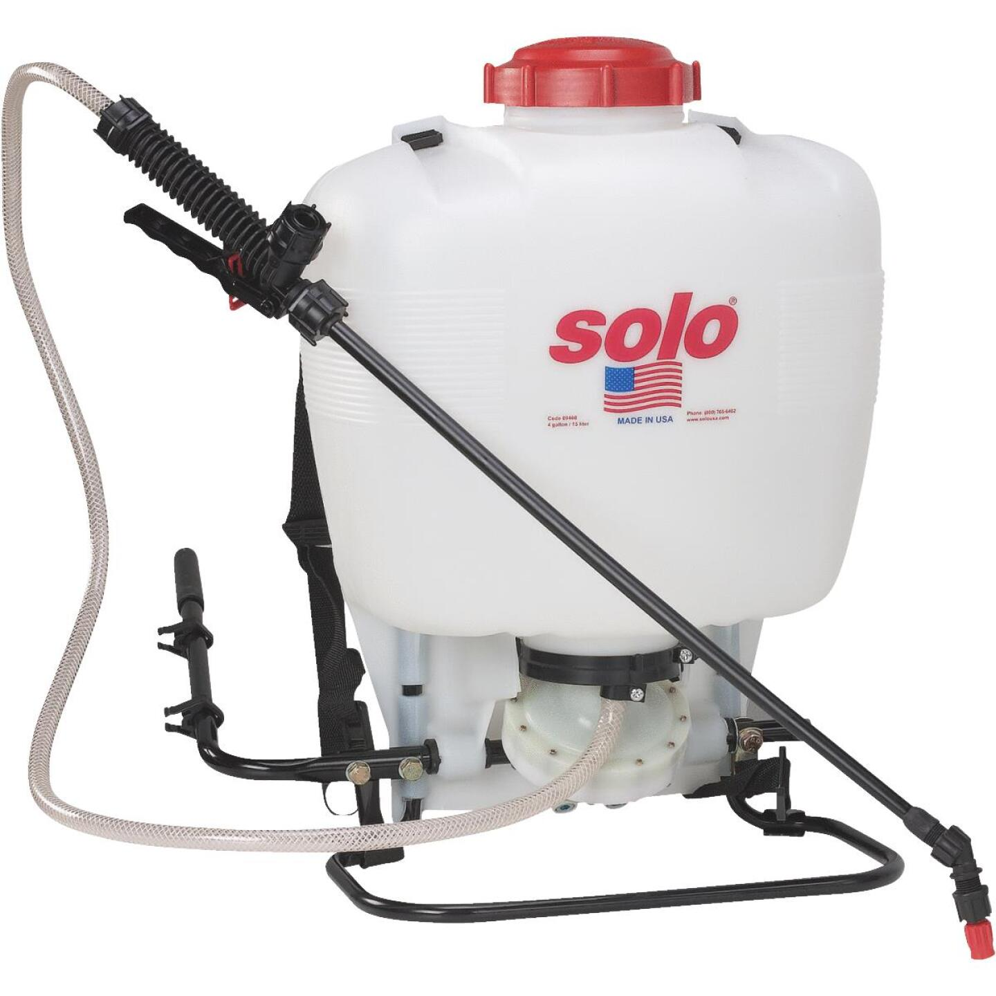 Solo 475 4 Gal. Backpack Sprayer Image 1