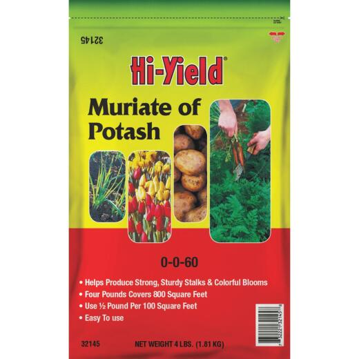 Hi-Yield 4 Lb. 0-0-60 Potash