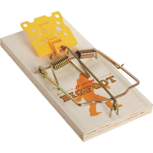 JT Eaton Bigfoot Mechanical Rat Trap with Expanded Trigger (1-Pack)
