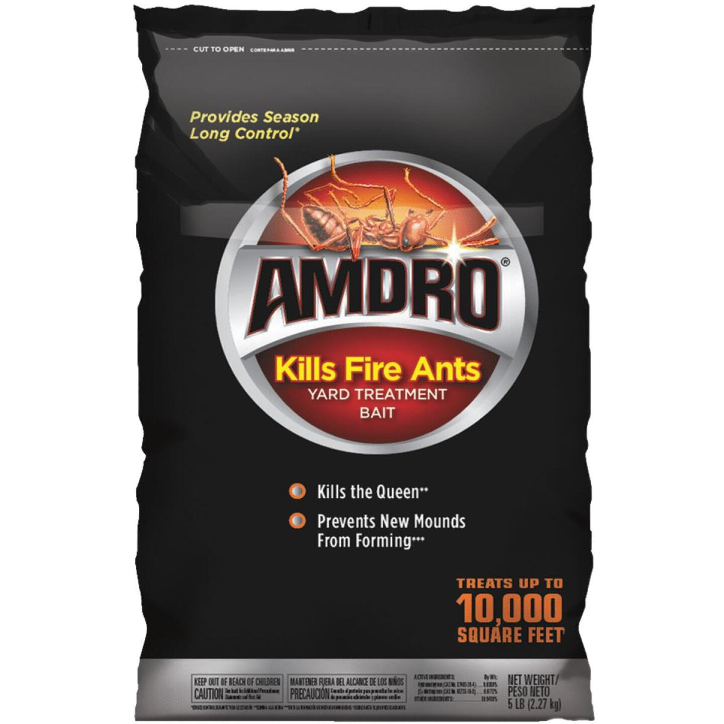 Amdro 5 Lb. Ready To Use Granules Fire Ant Killer Yard Treatment Image 1