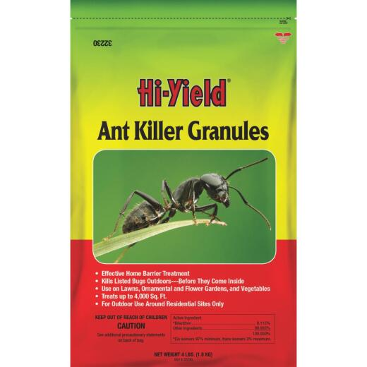 Hi-Yield 4 Lb. Ready To Use Granules Ant Killer