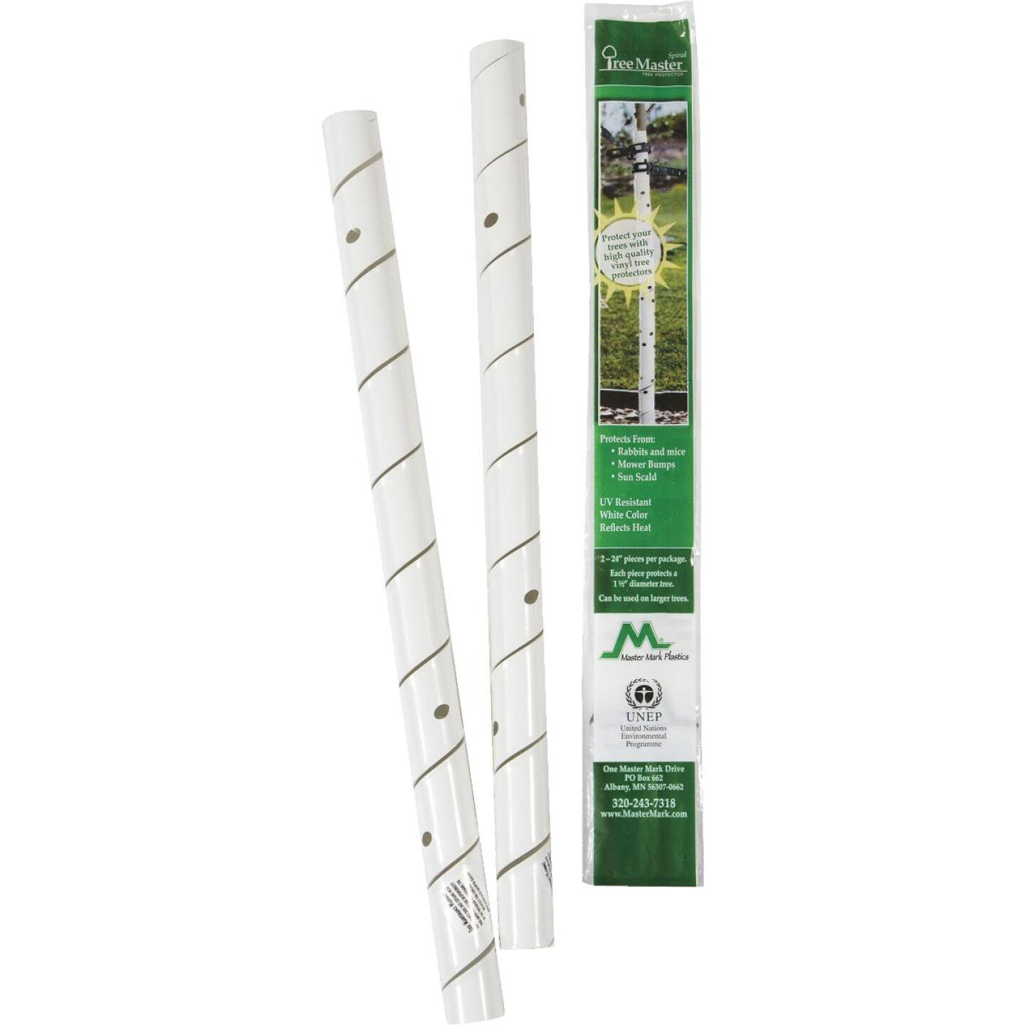 Master Mark Tree Master 4 In. W. x 24 In. L. Tree Guard Image 1