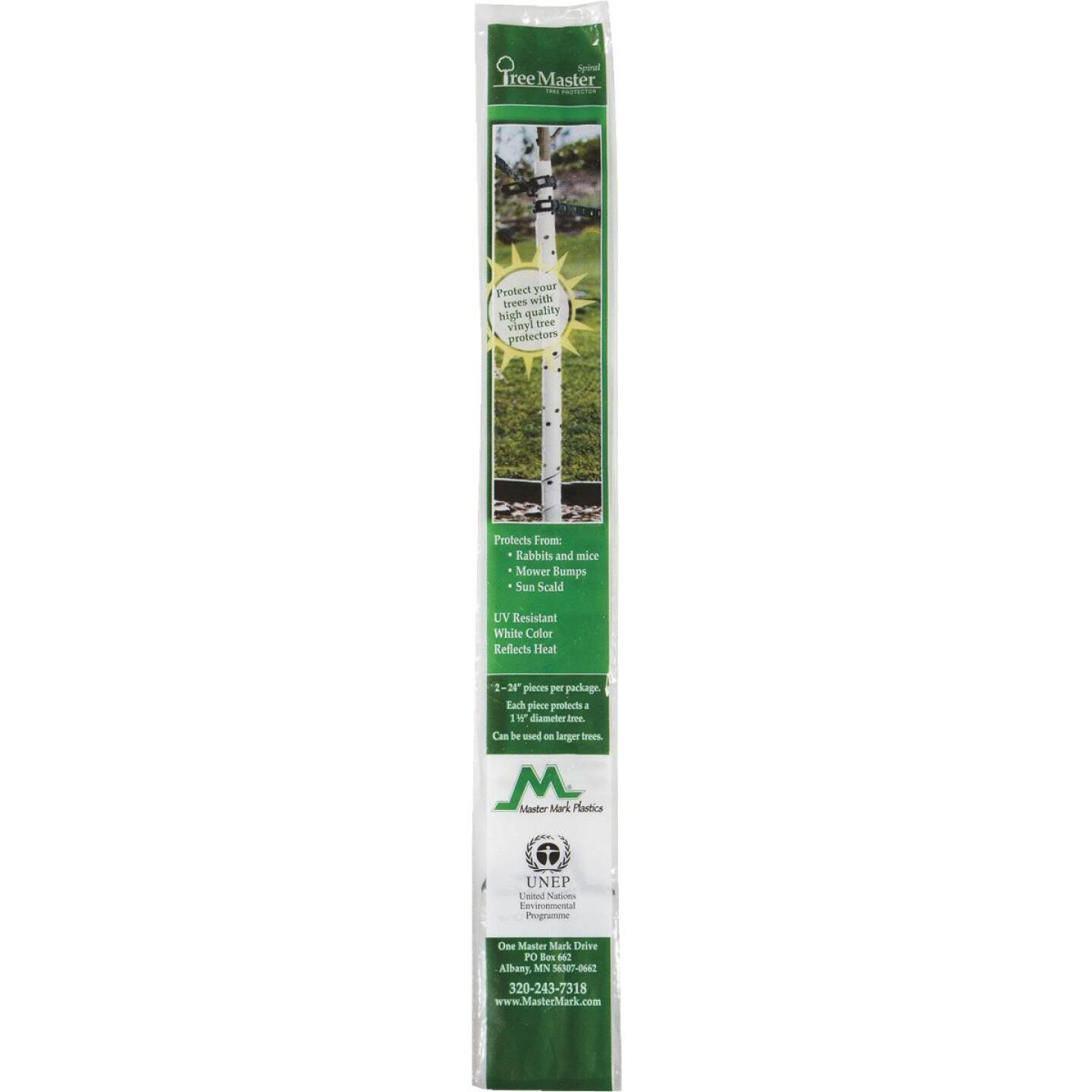Master Mark Tree Master 4 In. W. x 24 In. L. Tree Guard Image 2