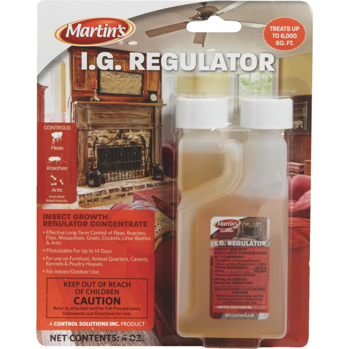 Martin's IG Regulator 4 Oz. Concentrate Insect Growth Regulator Image 1