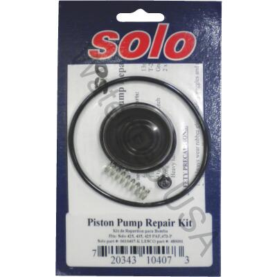 Solo Piston Pump Repair Kit