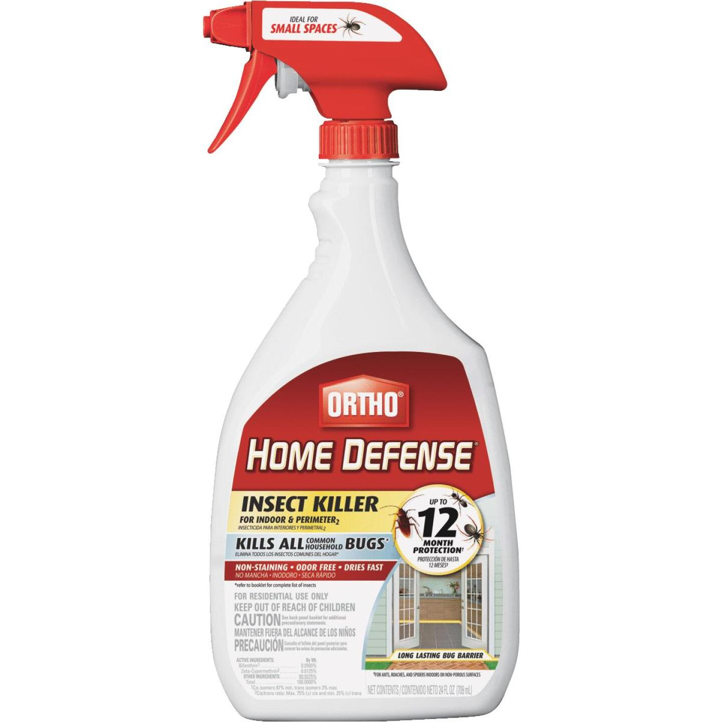 Ortho Home Defense 24 Oz. Ready To Use Trigger Spray Insect Killer Image 1