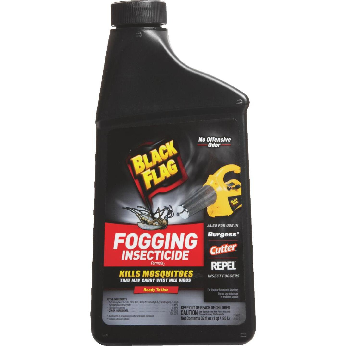 Black Flag 32 Oz. 1/2-Acre Coverage Outdoor Fogger Insecticide Image 2