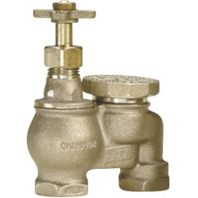 Champion 3/4 In. 25 to 150 psi Anti-Siphon Valve