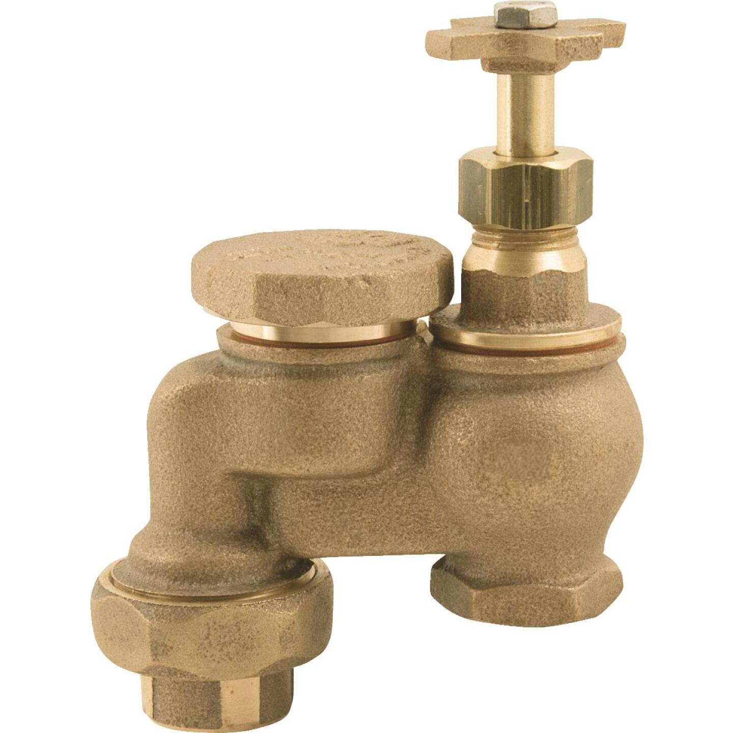 Champion 1 In. 25 to 150 psi Anti-Siphon Valve with Union Image 1