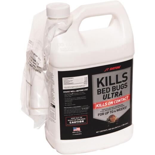 JT Eaton Kills Bed Bugs Ultra 1 Gal. Ready To Use Trigger Spray Bedbug Killer