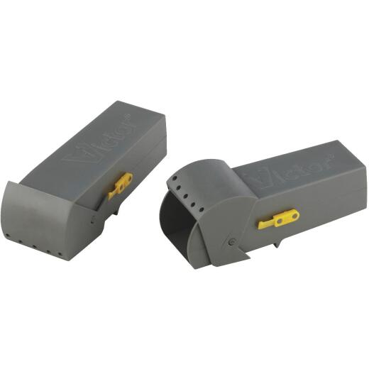 Victor Mechanical Live Mouse Trap (2-Pack)