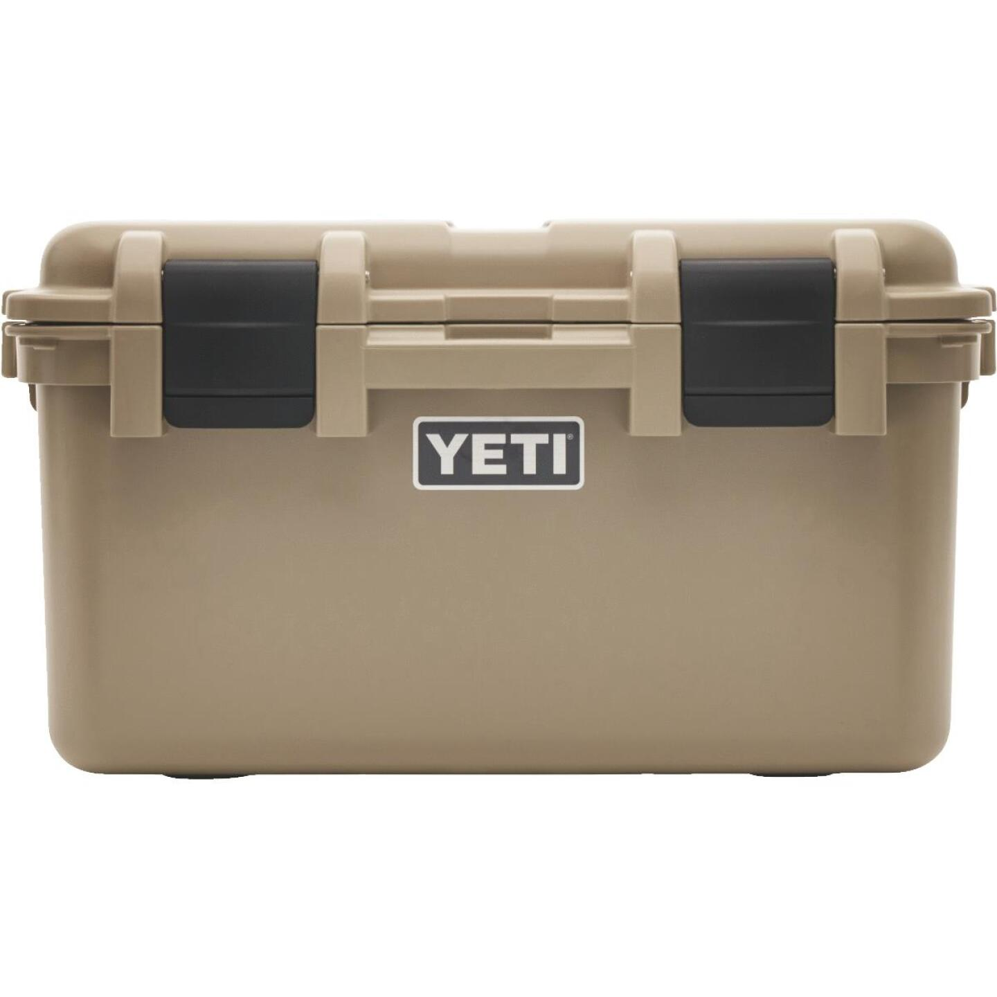 Yeti LoadOut GoBox 30 14.7 In. W. x 11.19 In. H. x 20.58 In. L. Tan Tote Image 1