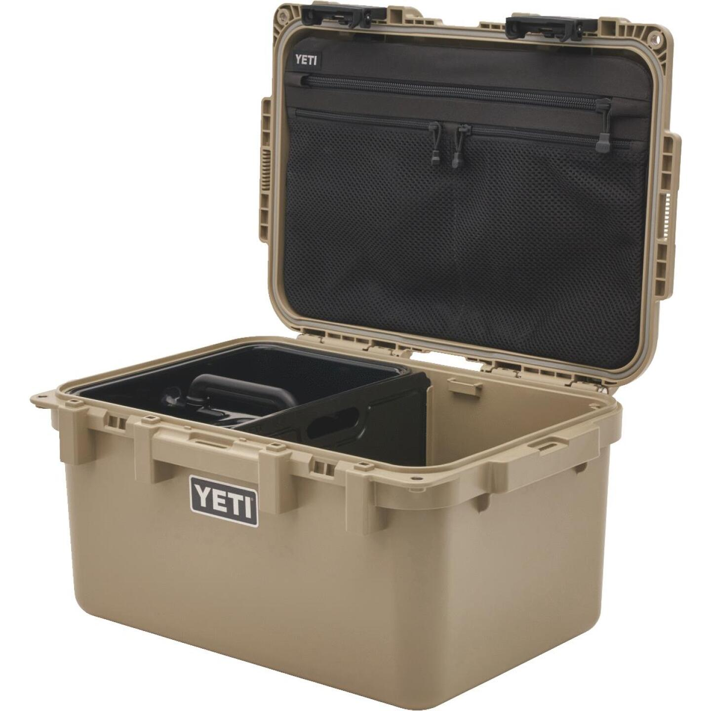 Yeti LoadOut GoBox 30 14.7 In. W. x 11.19 In. H. x 20.58 In. L. Tan Tote Image 2