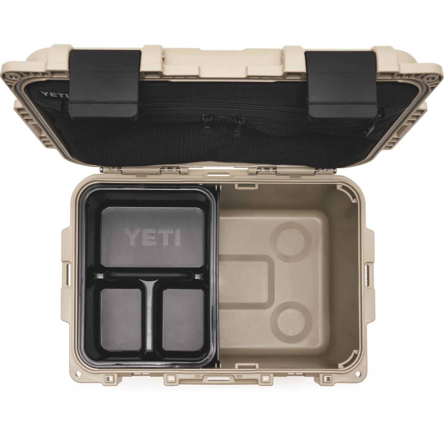 Yeti LoadOut GoBox 30 14.7 In. W. x 11.19 In. H. x 20.58 In. L. Tan Tote Image 3